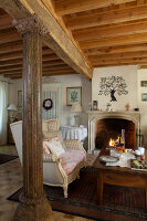 Bildno.: 11403721<br/><b>Feature: 11403713 - Rustic French elegance</b><br/>A romantic country manor not far from Paris<br />living4media / Hallot, Olivier