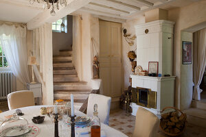 Bildno.: 11403729<br/><b>Feature: 11403713 - Rustic French elegance</b><br/>A romantic country manor not far from Paris<br />living4media / Hallot, Olivier