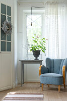 Bildno.: 11403929<br/><b>Feature: 11403887 - Home Coming</b><br/>Family home in K&#228;ngsebo, Sweden<br />living4media / M&#246;ller, Cecilia