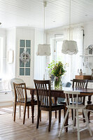 Bildno.: 11403935<br/><b>Feature: 11403887 - Home Coming</b><br/>Family home in K&#228;ngsebo, Sweden<br />living4media / M&#246;ller, Cecilia
