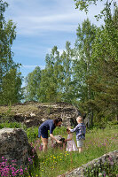 Bildno.: 11403969<br/><b>Feature: 11403887 - Home Coming</b><br/>Family home in K&#228;ngsebo, Sweden<br />living4media / M&#246;ller, Cecilia