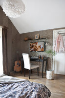 Bildno.: 11404407<br/><b>Feature: 11404388 - Northern Glamour</b><br/>Harmonious home on the Oslo Fjord in Norway<br />living4media / Nordstrom, Annette