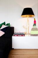 Bildnr.: 11407579<br/><b>Feature: 11407569 - D&#228;nisches-Design</b><br/>Dem Haus sieht man an, dass hier eine skandinavische Familie wohnt, Aarhus<br />living4media / Brandt, Jenny