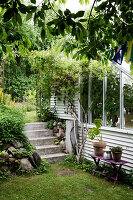 Bildno.: 11409105<br/><b>Feature: 11409049 - The Creative Life</b><br/>An artist&#39;s house in Aarhus, Denmark<br />living4media / Brandt, Jenny