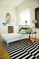 Bildno.: 11415733<br/><b>Feature: 11415717 - Swedish by Design</b><br/>Swedish home full of life and light<br />living4media / Miguel Varanda