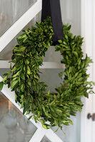 Bildnr.: 11425693<br/><b>Feature: 11425675 - O Tannenbaum</b><br/>Weihnachten in Schweden mit viel frischem Gr&#252;n aus dem Wald<br />living4media / M&#246;ller, Cecilia