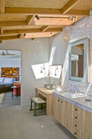 Bildno.: 11431501<br/><b>Feature: 11431407 - California Dreaming</b><br/>Artist and entrepreneur couple build a dream home in Laguna Beach, California<br />living4media / Parinejad, Patricia