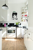 Bildno.: 11447553<br/><b>Feature: 11447513 - Generation Mix</b><br/>Three generations share this Stockholm apartment<br />living4media / M&#246;ller, Cecilia