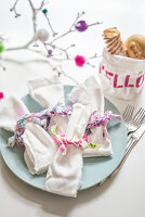 Bildno.: 11450543<br/><b>Feature: 11450539 - DIY for Brunch</b><br/>DIY ideas that make brunch a grand occasion<br />living4media / patsy&amp;christian