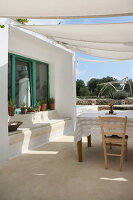 Bildno.: 11450951<br/><b>Feature: 11450940 - Luxury Lifestyle</b><br/>Luxurious Trullo house in Puglia, Italy<br />living4media / Annette &amp; Christian