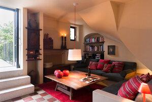 Bildno.: 11451981<br/><b>Feature: 11451948 - Lakeside Living</b><br/>Spectacular home on the western shore of Lake Garda, Italy<br />living4media / studiow&#228;lder