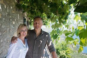 Bildno.: 11452011<br/><b>Feature: 11451948 - Lakeside Living</b><br/>Spectacular home on the western shore of Lake Garda, Italy<br />living4media / studiow&#228;lder