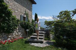 Bildno.: 11452013<br/><b>Feature: 11451948 - Lakeside Living</b><br/>Spectacular home on the western shore of Lake Garda, Italy<br />living4media / studiow&#228;lder