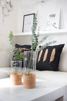 Bildno.: 11502341<br/><b>Feature: 11502331 - Trendy with Cork</b><br/>DYI ideas using cork in new and exciting ways<br />living4media / Algermissen, Astrid