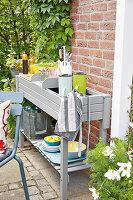 Bildnr.: 11506399<br/><b>Feature: 11506395 - Fit f&#252;r den Fr&#252;hling</b><br/>So verhelfen Sie Ihrer Terrasse zu neuer Topform f&#252;r die kommende Outdoor-Saison<br />living4media / Jalag / Szczepaniak, Olaf