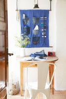 Bildnr.: 11510143<br/><b>Feature: 11510134 - Nimm&#39;s Denim!</b><br/>DIY, N&#228;hen und Deko mit Blue Jeans<br />living4media / Greenhaus Press