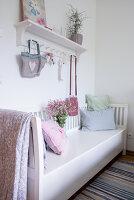 Bildnr.: 11512295<br/><b>Feature: 11512267 - Strandgutsammler</b><br/>Das Zuhause von Tina Firk in Hamburg ist inspiriert von Skandinavischen Str&#228;nden<br />living4media / Wentorf, Eckard