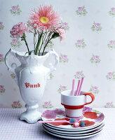 Bildnr.: 11513333<br/><b>Feature: 11513325 - Reich an Bl&#252;ten</b><br/>Blumen machen das Leben sch&#246;ner - und sogar den Haushalt<br />living4media / Manduzio, Matteo
