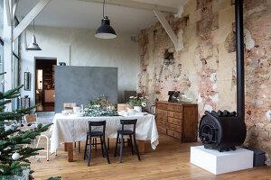 Bildnr.: 11515047<br/><b>Feature: 11515039 - Die alte Scheune</b><br/>Ein 400 Jahre altes Haus und seine Scheune wurden zum Vintage-Wohntraum, FR<br />living4media / Scoffoni, Anne-Catherine