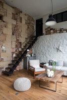Bildnr.: 11515049<br/><b>Feature: 11515039 - Die alte Scheune</b><br/>Ein 400 Jahre altes Haus und seine Scheune wurden zum Vintage-Wohntraum, FR<br />living4media / Scoffoni, Anne-Catherine