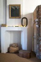 Bildnr.: 11515071<br/><b>Feature: 11515039 - Die alte Scheune</b><br/>Ein 400 Jahre altes Haus und seine Scheune wurden zum Vintage-Wohntraum, FR<br />living4media / Scoffoni, Anne-Catherine