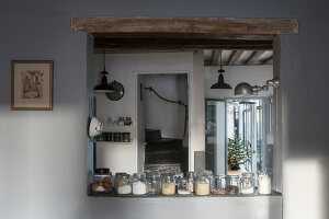 Bildnr.: 11515077<br/><b>Feature: 11515039 - Die alte Scheune</b><br/>Ein 400 Jahre altes Haus und seine Scheune wurden zum Vintage-Wohntraum, FR<br />living4media / Scoffoni, Anne-Catherine