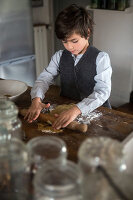 Bildnr.: 11515081<br/><b>Feature: 11515039 - Die alte Scheune</b><br/>Ein 400 Jahre altes Haus und seine Scheune wurden zum Vintage-Wohntraum, FR<br />living4media / Scoffoni, Anne-Catherine