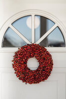 Bildno.: 11515621<br/><b>Feature: 11515614 - Decking the Halls</b><br/>How to create an inviting entry area for the holiday season<br />living4media / Bildh&#252;bsch