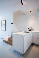 Bildno.: 11515801<br/><b>Feature: 11515795 - A Feeling of Space</b><br/>Making the most of a narrow plot in Haarlem, Holland<br />living4media / Kooijman, Peter