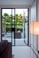 Bildno.: 11515815<br/><b>Feature: 11515795 - A Feeling of Space</b><br/>Making the most of a narrow plot in Haarlem, Holland<br />living4media / Kooijman, Peter