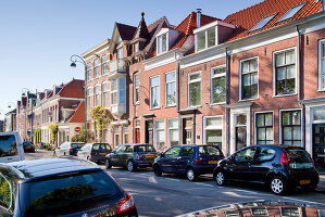 Bildno.: 11515825<br/><b>Feature: 11515795 - A Feeling of Space</b><br/>Making the most of a narrow plot in Haarlem, Holland<br />living4media / Kooijman, Peter
