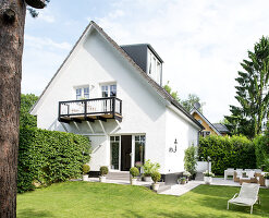 Bildno.: 11516777<br/><b>Feature: 11516748 - Love at Second Sight</b><br/>A conventional floorplan gets a thorough change in this Hamburg home<br />living4media / Wentorf, Eckard