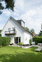 Bildno.: 11516781<br/><b>Feature: 11516748 - Love at Second Sight</b><br/>A conventional floorplan gets a thorough change in this Hamburg home<br />living4media / Wentorf, Eckard