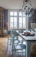 Bildnr.: 11948057<br/><b>Feature: 11948045 - Pittoreskes Juwel</b><br/>Einzigartige Wohnung in einer verwunschenen Jugendstil-Villa von 1895, Schweiz<br />living4media / Wentorf, Eckard