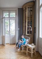 Bildnr.: 11948063<br/><b>Feature: 11948045 - Pittoreskes Juwel</b><br/>Einzigartige Wohnung in einer verwunschenen Jugendstil-Villa von 1895, Schweiz<br />living4media / Wentorf, Eckard
