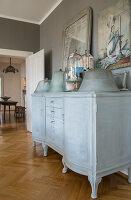 Bildnr.: 11948067<br/><b>Feature: 11948045 - Pittoreskes Juwel</b><br/>Einzigartige Wohnung in einer verwunschenen Jugendstil-Villa von 1895, Schweiz<br />living4media / Wentorf, Eckard
