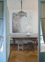Bildnr.: 11948097<br/><b>Feature: 11948045 - Pittoreskes Juwel</b><br/>Einzigartige Wohnung in einer verwunschenen Jugendstil-Villa von 1895, Schweiz<br />living4media / Wentorf, Eckard
