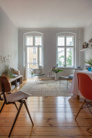 Bildno.: 11948743<br/><b>Feature: 11948740 - Small Budget - Big Effects</b><br/>Young and trendy apartment in Berlin<br />living4media / Scoffoni, Anne-Catherine