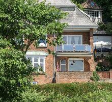 Bildnr.: 11953437<br/><b>Feature: 11953436 - Volle Fahrt voraus!</b><br/>Familie aus Hamburg bringt die hohe See in die eigenen vier W&#228;nde<br />living4media / Wentorf, Eckard