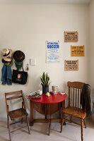 Bildno.: 11953807<br/><b>Feature: 11953797 - Cosy Urban Retreat</b><br/>Young collectors&#39; home in Brooklyn<br />living4media / Cawley, Julia