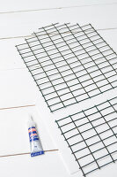 Bildno.: 11954799<br/><b>Feature: 11954797 - Anti-clutter Cage</b><br/>DIY project for organizing things<br />living4media / Dimmich, Agata