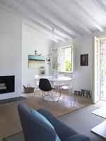 Bildnr.: 11956247<br/><b>Feature: 11956240 - R&#252;ckzug vom Alltag</b><br/>Ferienhaus in Italien &#252;berzeugt mit Einfachheit und Charme<br />living4media / Tamborra, Enza