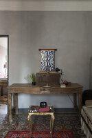 N° de l'image 11956771<br/><b>Reportage: 11956759 - Handmade Fantasies</b><br/>The home of an Italian lamp and fashion designer in Italy<br />living4media / Tamborra, Enza
