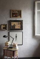 N° de l'image 11956777<br/><b>Reportage: 11956759 - Handmade Fantasies</b><br/>The home of an Italian lamp and fashion designer in Italy<br />living4media / Tamborra, Enza