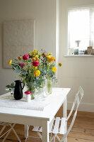 Bildnr.: 11962671<br/><b>Feature: 11962634 - Gl&#252;ckstreffer</b><br/>Offener Kamin, Holzdielen, lichtdurchflutet, mit Garten - in London. Ja, das gibt es.<br />living4media / Hogan, Sarah