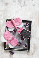 Bildno.: 11962965<br/><b>Feature: 11962938 - Fun with Felt</b><br/>DIY project using felt to make decorative objects<br />living4media / Koll, Alicja
