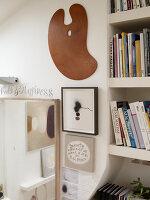 Bildnr.: 11963063<br/><b>Feature: 11963032 - Jahr f&#252;r Jahr</b><br/>Nach zehn Jahren Gestaltung ist K&#252;nstlerin Sue mit ihrem Zuhause fertig, London<br />living4media / Hogan, Sarah