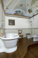 Bildno.: 11973225<br/><b>Feature: 11973220 - Noble Residence</b><br/>A &quot;Palazetto&quot; full of historic details in Piedmont, Italy<br />living4media / Maulini, Pier