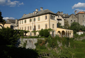 Bildno.: 11973251<br/><b>Feature: 11973220 - Noble Residence</b><br/>A &quot;Palazetto&quot; full of historic details in Piedmont, Italy<br />living4media / Maulini, Pier