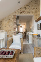 Bildno.: 11976845<br/><b>Feature: 11976837 - Old Town Charm</b><br/>A renovated townhouse in the centre of Honfleur, France<br />living4media / Hallot, Olivier